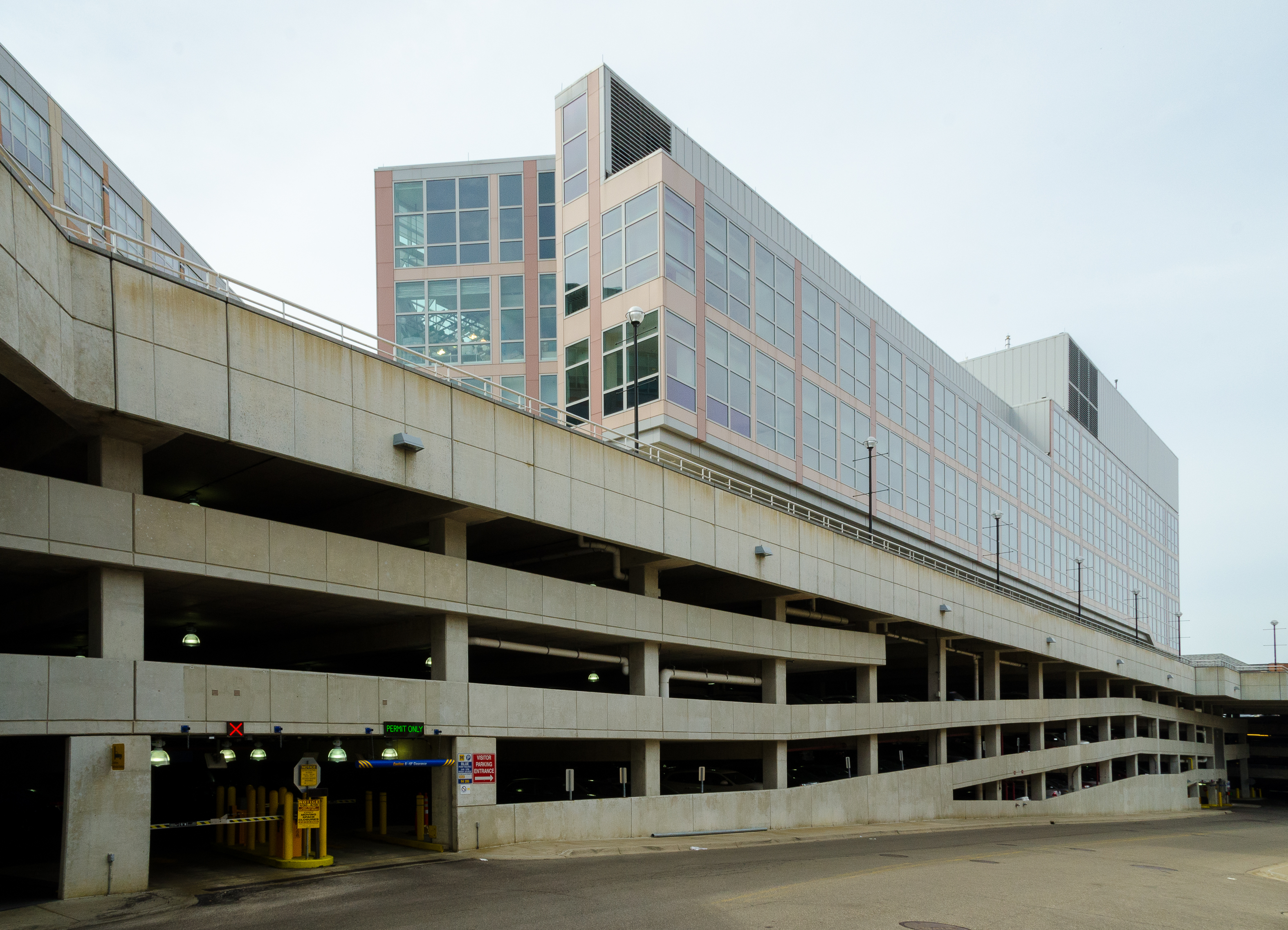 Parking Structure Photo