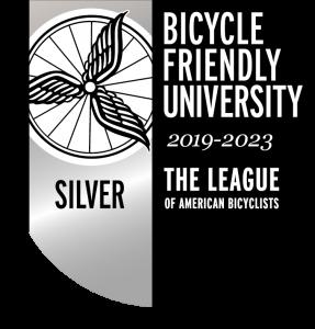 Bicycle Friendly University 2019-2023