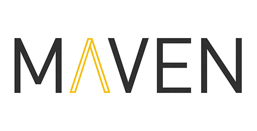 Maven car sharing logo